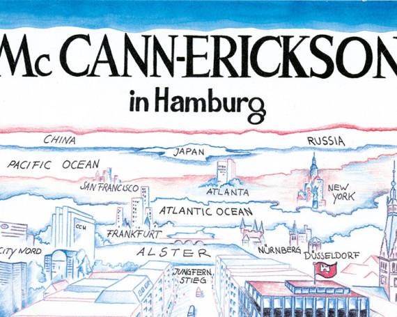Mc CANN-ERICKSON